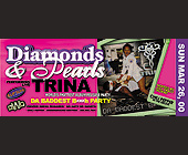 Diamonds and Pearls at The Chili Pepper - Bars Lounges