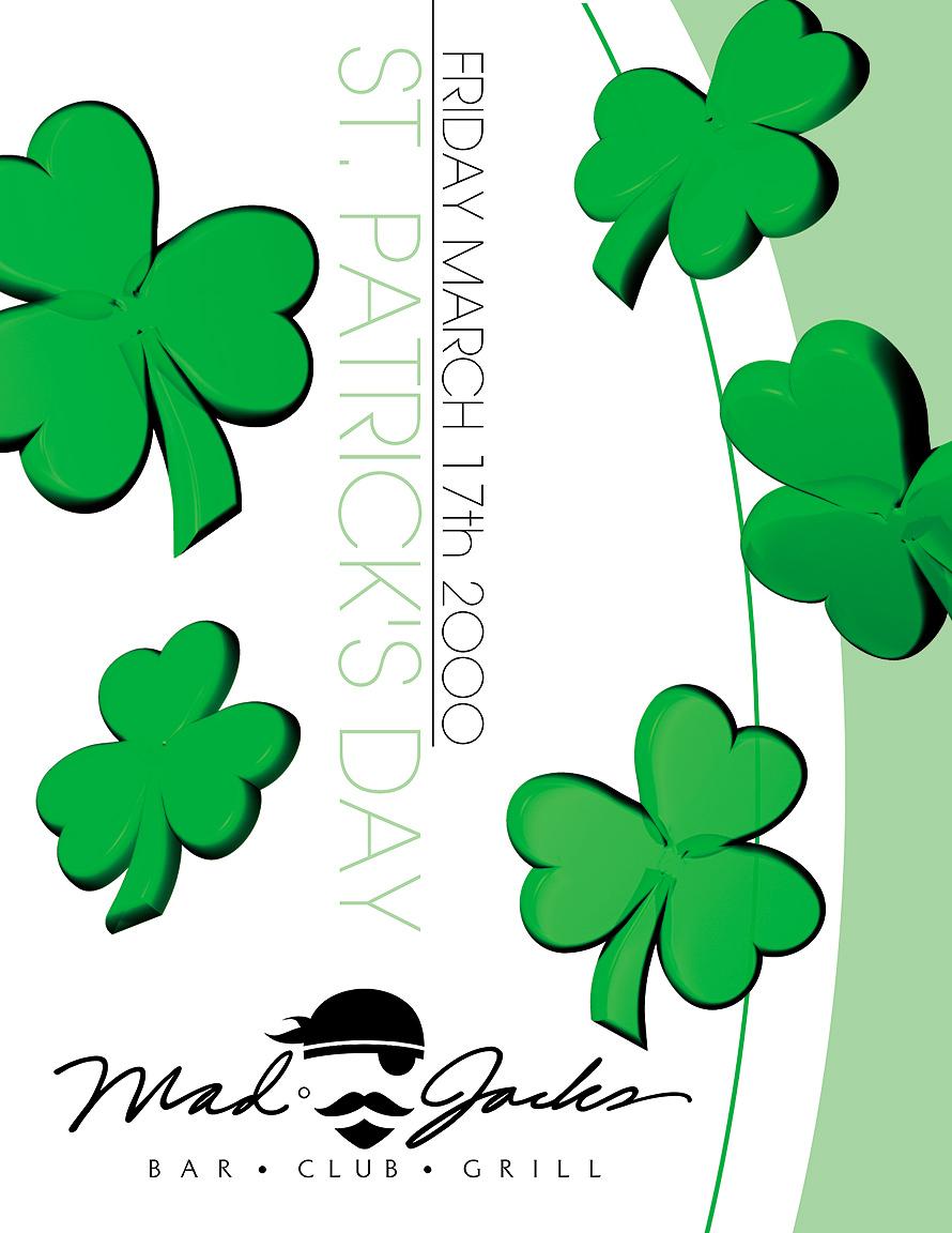 St. Patrick's Day at Mad Jacks