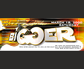 Bigger Saturdays at Mad Jacks - 2750x1063 graphic design
