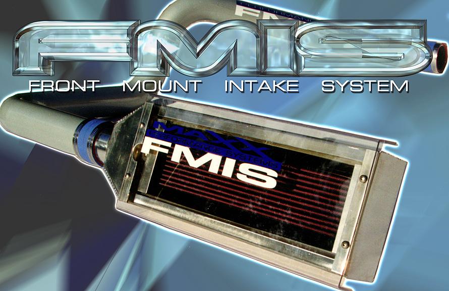 Front Mount Intake System
