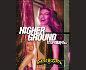 Higher Ground Thursdays at Gameworks - tagged with ground