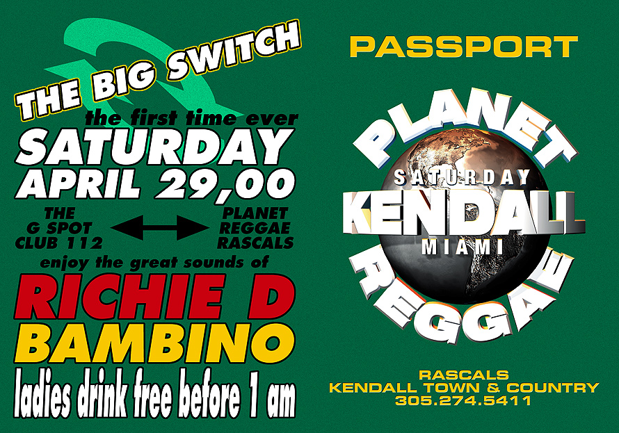 The Big Switch at Rascals