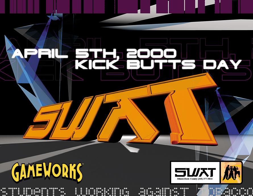 Swat at Gameworks