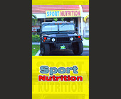 Sport Nutrition Business Cards - tagged with we don