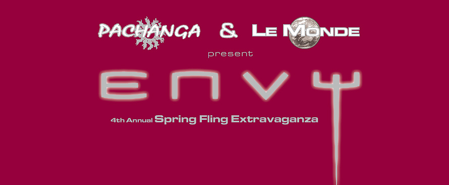 Spring Fling Extravaganza at Club Envy