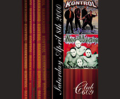 Kontrol Manikkomio Saturday at Club 609 in Coconut Grove - tagged with live in concert