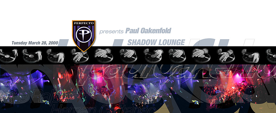 Paul Oakenfold Live at Shadow Lounge