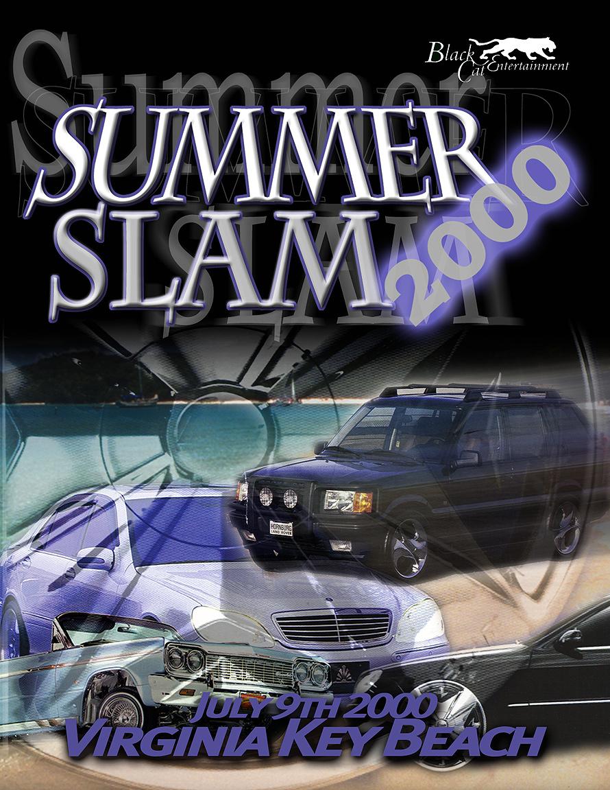 Summer Slam at Virginia Key Beach