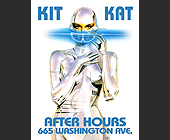 Kit Kat After Hours - Kit Kat Nightclub Graphic Designs