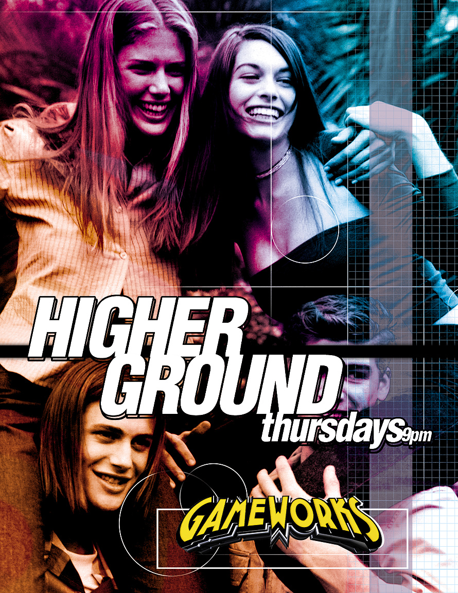Higher Ground at Gameworks