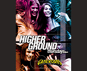 Higher Ground at Gameworks - tagged with 5 pitchers of beer