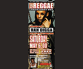 Planet Reggae Presents Rah Digga & DJ Epps - Rascals Graphic Designs