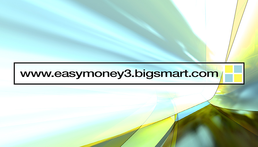 Easy Money 3 Business Card