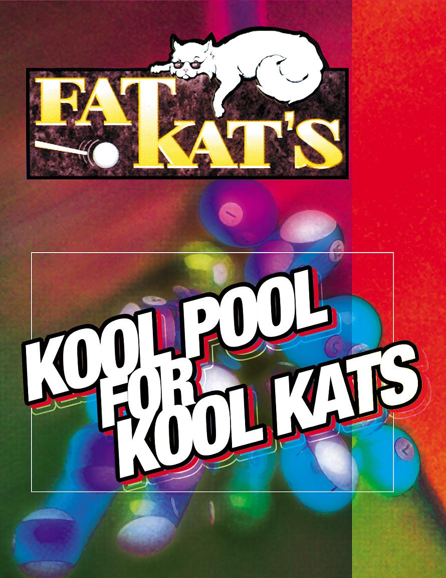 Fat Kats Pool Hall
