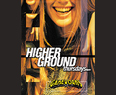Higher Ground at Gameworks - tagged with clubphotos