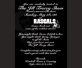 The Jill Tracey Show at Rascals - tagged with but