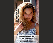 University Models and Talent - Lisa - Kansas City Graphic Designs