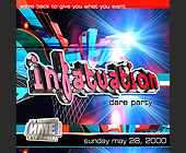 New Millennium's Infatutation Dare Party at Mad House - tagged with get wet