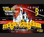 Magic Kingdom at Salvation - tagged with live in concert
