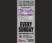 Diamonds and Pearls at The Chili Pepper in Coconut Grove - tagged with every