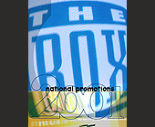 The Box Music Network Cool School Sweepstakes - 2261x2926 graphic design