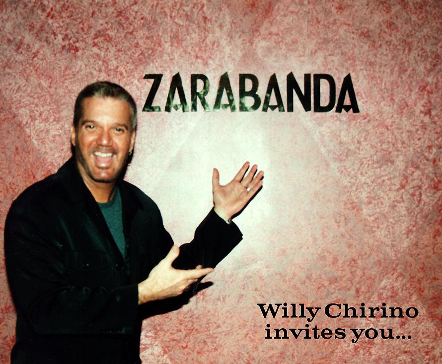 Willy Chirino Invites You to Zarabanda