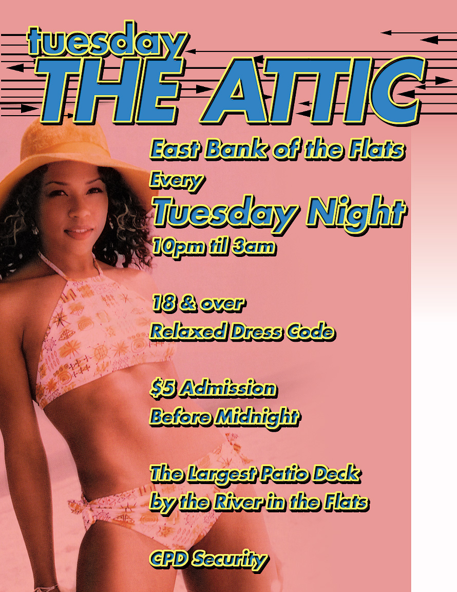 The Attic Tuesdays