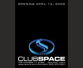 Club Space Welcomes Gary James to Team Space - tagged with stephan luke