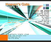 Heaven's Gate at Quarters Nightclub - tagged with 28