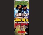 Planet Reggae Goombay Bashment - Rascals Graphic Designs