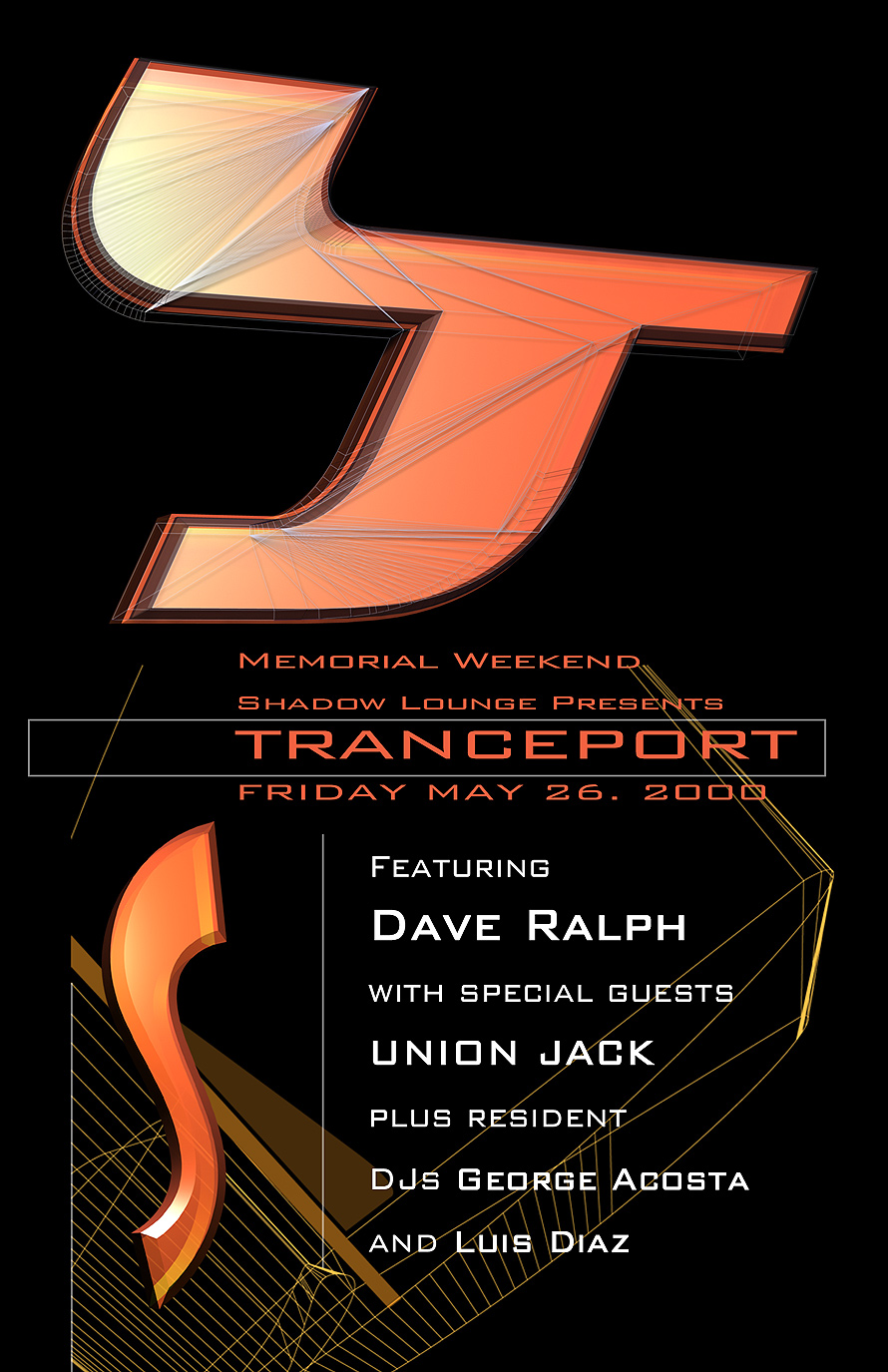Shadow Lounge Presents Tranceport