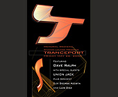 Shadow Lounge Presents Tranceport - tagged with dave ralph
