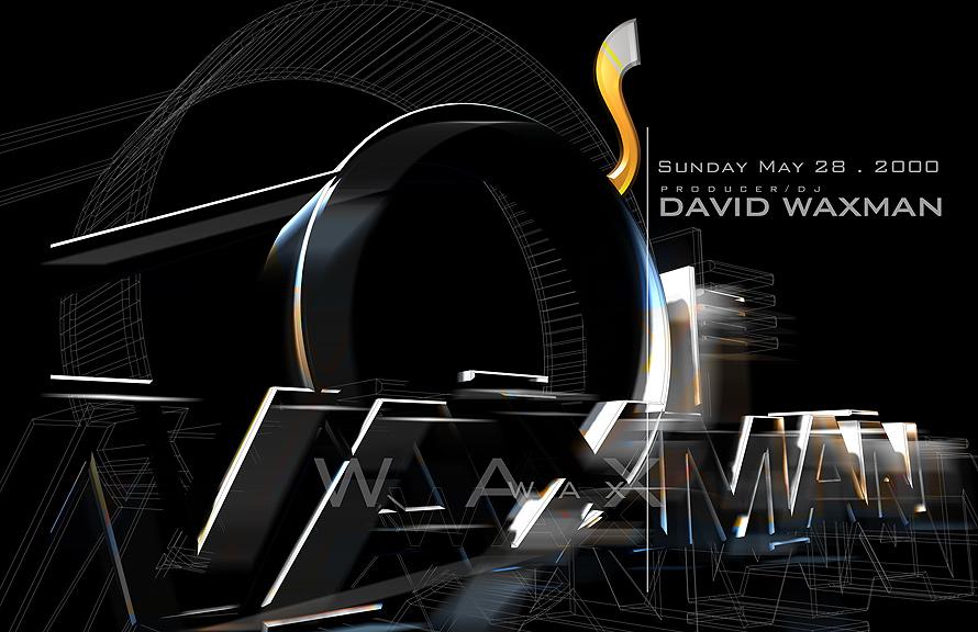 David Waxman at Shadow Lounge