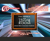 Every Thursday at The Living Room - tagged with picture frame