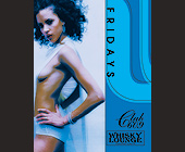 Fridays at Club 609 in Coconut Grove - tagged with djs