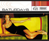 Saturdays El Zol 95.7 at Club 609 - tagged with table reservations