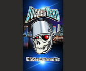 Buckethead Entertainment Vice President - tagged with skull