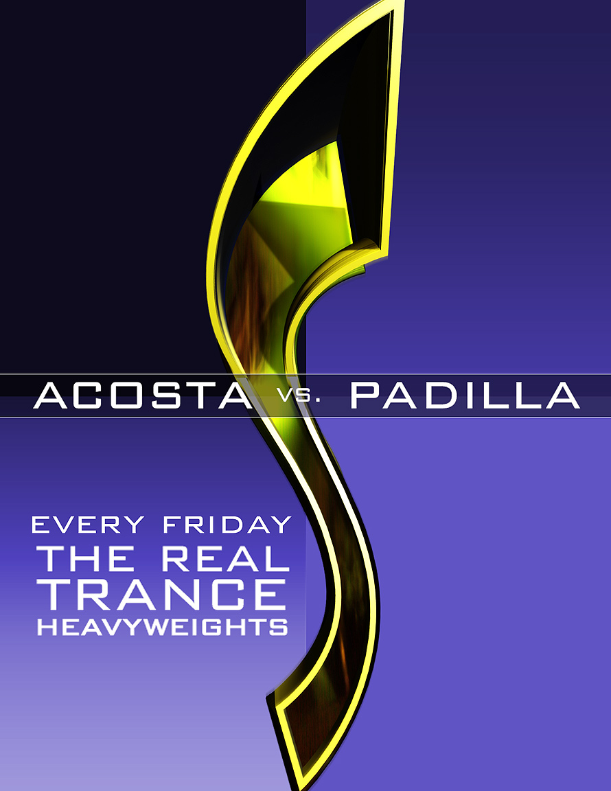 The Real Trance Heavy Weights at Shadow Lounge