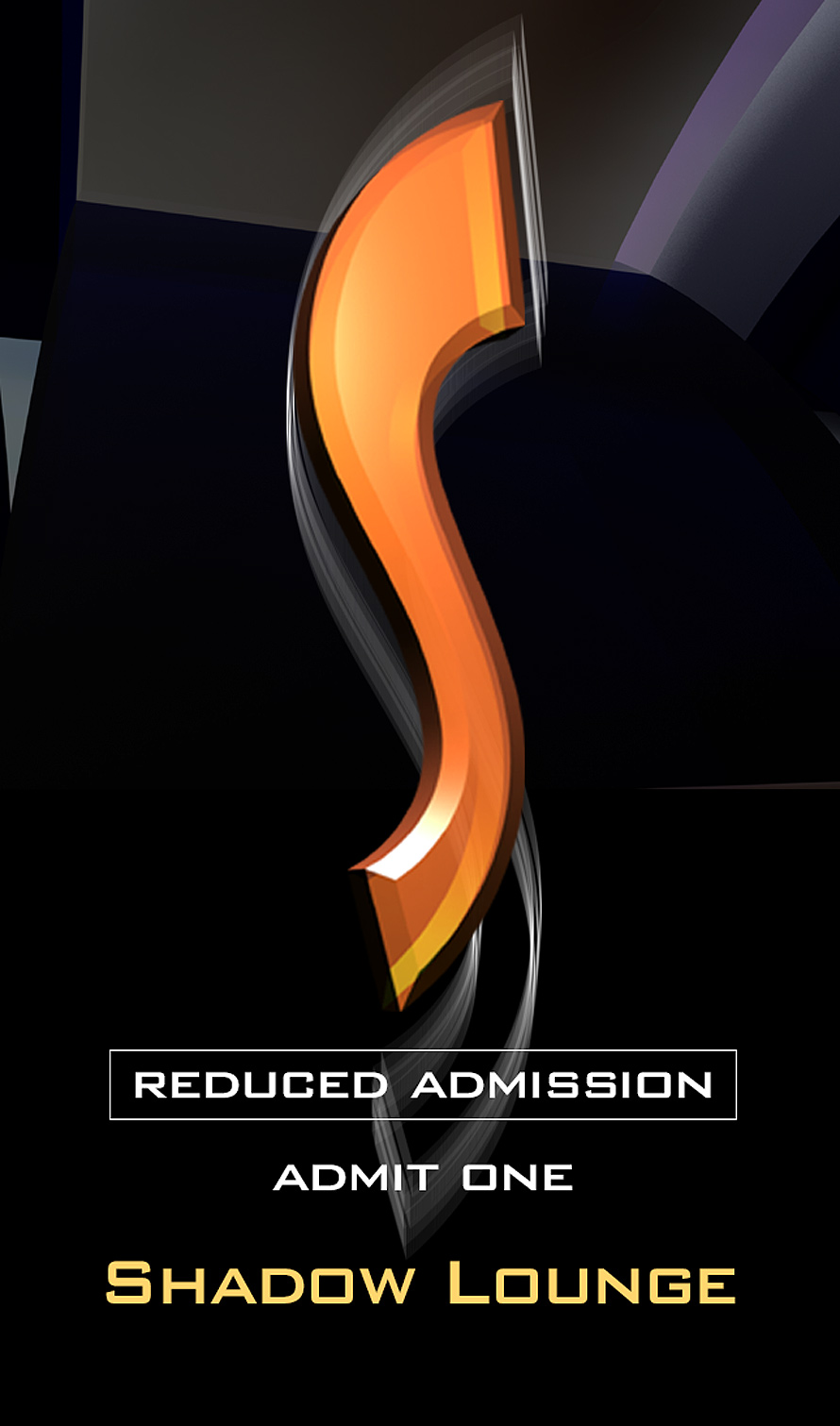 Shadow Lounge Reduced Admission