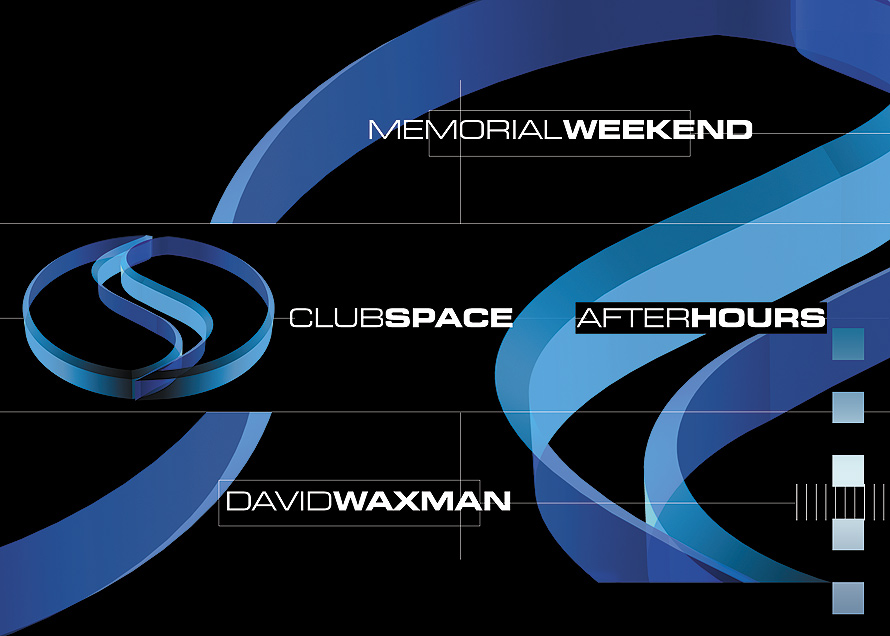 Memorial Day Weekend at Club Space