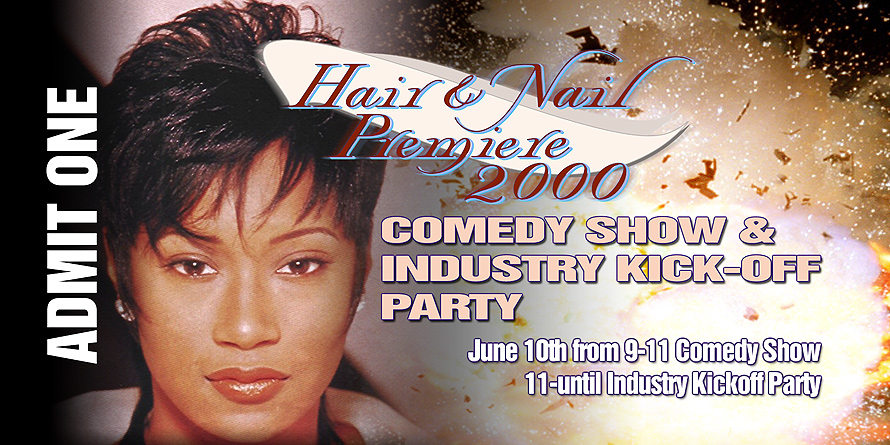 Comedy Show and Industry Kick off Party