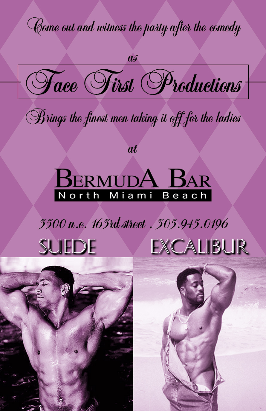 Comedy Night at Bermuda Bar