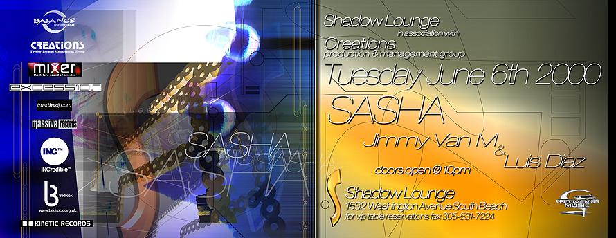 Jimmy Van M & Luis Diaz at Shadow Lounge