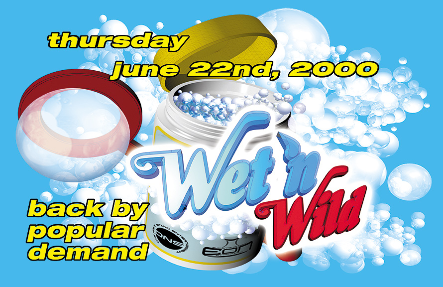 Three Wet 'N Wild Parties at Madhouse