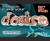 Desire at Zanzibar - Zanzibar Graphic Designs