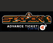 Station 1 Advance Ticket - Tickets Graphic Designs
