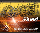 Quest Thursdays at Fantasy Show - tagged with millennium dreamers logo