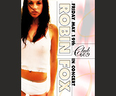 Robin Fox Live in Concert at Club 609 - tagged with whisky lounge