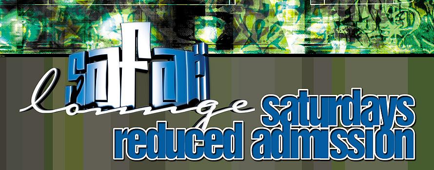 Safari Lounge Reduced Admission at Club 5922
