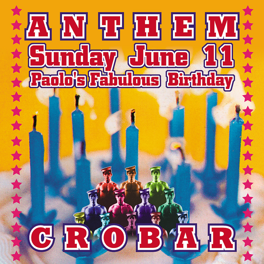Anthem Paolo at Crobar